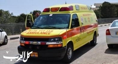 الطيبة: إصابة عامل بجراح خطيرة