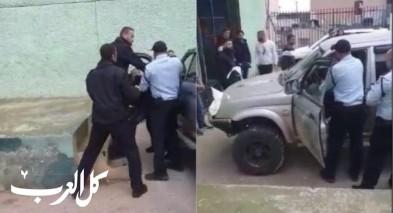 دير الأسد: اعتقال شاب بشبهة الاخلال بالنظام