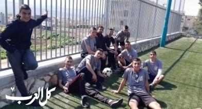 إنطلاق دوري كرة القدم في المدارس الثانوية التكنولوجية