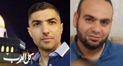 إعتقال الناشط معاذ كمال خطيب والمهندس علي أبو ليل