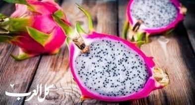 معلومات عن فوائد فاكهة التنين