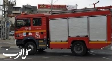 البقيعة: إندلاع حريق في مخزن دون إصابات