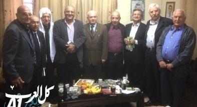 لجنة الوفاق الوطني: تحية إكبار وإجلال لأبناء شعبنا