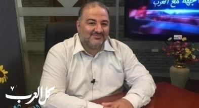 د.منصور عباس يكتب عن حجاب الأخت النائب إيمان خطيب
