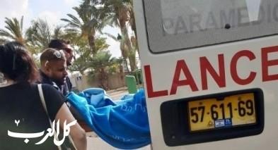 اصابة عامل بجراح اثر اصابته في مصانع البحر الميت