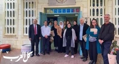 شموئيل ابواب يزور مراكز الموهوبين في المجتمع العربي