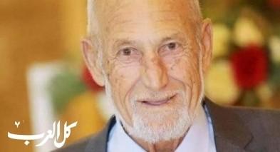 دير حنا: وفاة الحاج اسماعيل محمد حسين (أبو محمد)
