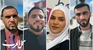 الطلاب العرب من النقب يشيدون بقرار جامعة الخليل