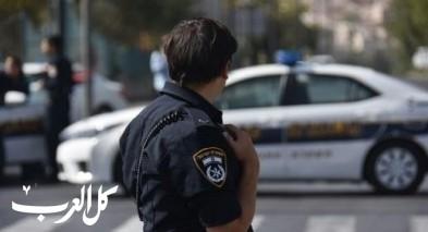 اعتقال مشتبهة من عكا باقتحام سيارة