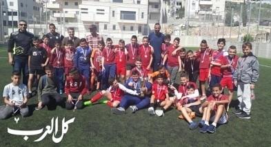 دوري كرة القدم المصغرة للمدارس الابتدائية في عين ماهل