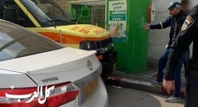 الناصرة: إتهام شاب بالقيادة بتهور وضبط مخدرات بسيارته
