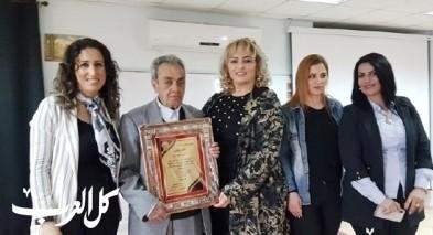 الشاملة دير الاسد تستضيف الأديب محمد نفاع