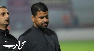 عودة المدرب سليمان الزبارقة لتدريب شباب اللد مجددًا