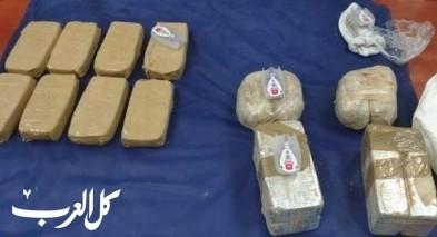 جسر الزرقاء: اعتقال مشتبه بحيازة مخدرات