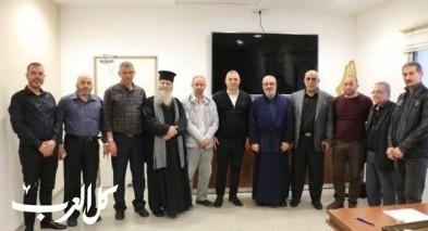 بلدية سخنين ورجال الدين: صلّوا في بيوتكم