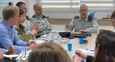 السلطات الاسرائيلية: نستعد لمنع انتشار الفيروس