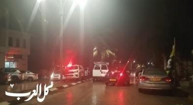كفرقاسم: إصابة شاب بإطلاق رصاص