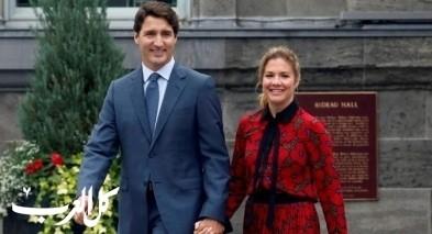 رئيس الوزراء الكندي يؤكد اصابة زوجته بفيروس الكورونا
