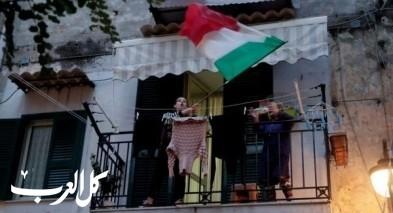 ايطاليا تحارب كورونا بالموسيقى  صور وفيديو