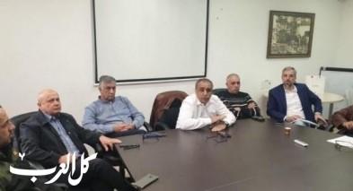 مجلس عارة عرعرة يعقد إجتماعًا بشأن كورونا