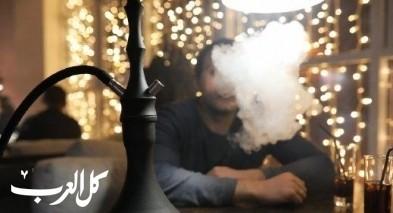 الصحة: تدخين مصاب كورونا للنرجيلة بمكان عام قد ينقل العدوى للعشرات
