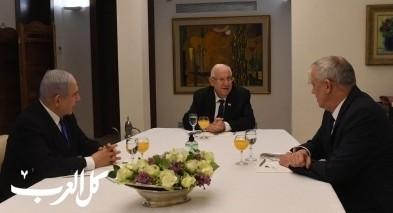 غانتس ونتنياهو يتفقان على فتح مفاوضات لتشكيل حكومة