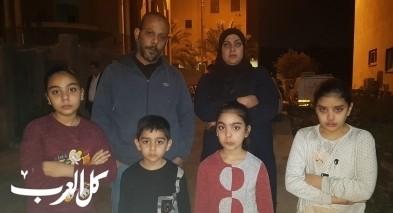 عائلة جابر من الطيبة: بيتنا سيهدم في أي لحظة