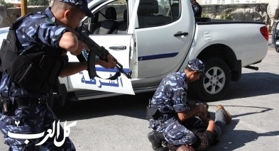 الشرطة الفلسطينية تغلق مقاهي ومشتبهين بنشر اخبار كاذبة
