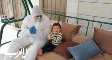 بيت لحم: شفاء أصغر طفلة مصابة بكورونا