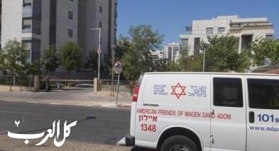 إصابة خطيرة لعامل في ورشة بناء في تل أبيب