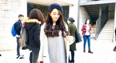 سخنين: الطالبة ليان خلايلة تتألق بامتحان أوديسا