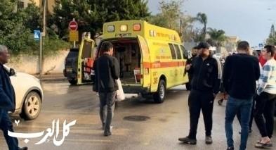 بعد جريمة القتل في الطيرة، حادث اطلاق رصاص اخر