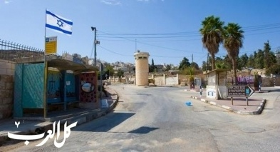 استمرار اغلاق المعابر في مناطق الضفة الغربية
