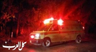 الجنوب: اصابة عامل بسبب مضخة باطون