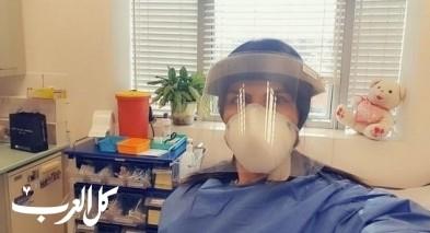 الممرضة فتحية عالم أبو رجب: الوضع خطير