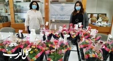 الاعضاء العرب بنوف هجليل: نقدر جهود الطواقم الطبية