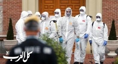 كورونا| اسبانيا: 738 حالة وفاة في يوم واحد