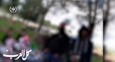 دير الاسد: تحذيرات لمواطنين تجمهروا بمنتزه