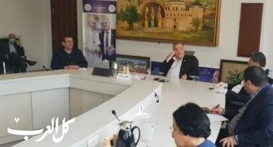 بلدية الناصرة: لجنة الطوارئ في البلدية تتابع الأحداث