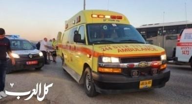 أم الغنم: إصابة طفلتين بجراح متفاوتة