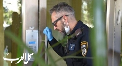 الشرطة مستمر بنشاطاتها ضمن مكافحة كورونا