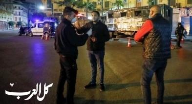 مصرع 18 شخصا بحادث تصادم بين سيارات في القاهرة