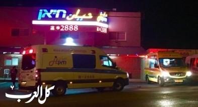 كفرياسيف: اصابة شاب (23 عاما) باطلاق نار