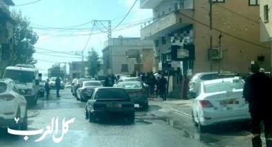 طمرة: اصابة شاب اثر حادث اطلاق نار على محل تجاري