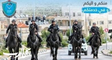 الشرطة تضبط مشغلا لصنع الكمامات غير مطابق للمواصفات
