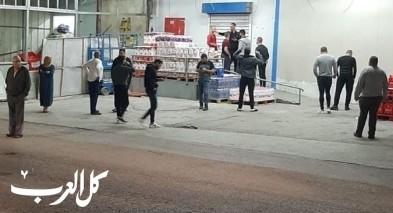 مجد الكروم: اطلاق نار كثيف على محل تجاري