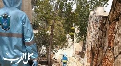 الشرطة الفلسطينية تتعامل مع أكثر من 700 عامل