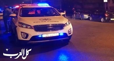 الناصرة: اصابة شاب باطلاق نار في حي الصفافرة