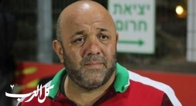 محمد أبو شلومو: أتوقع أن تعود المباريات في نهاية أيار