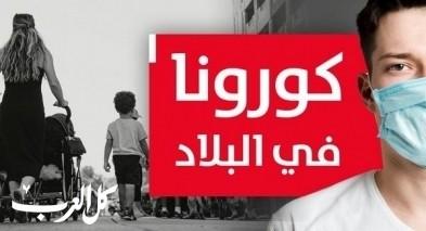 وزارة الصحة| إرتفاع عدد مصابي الكورونا في البلاد